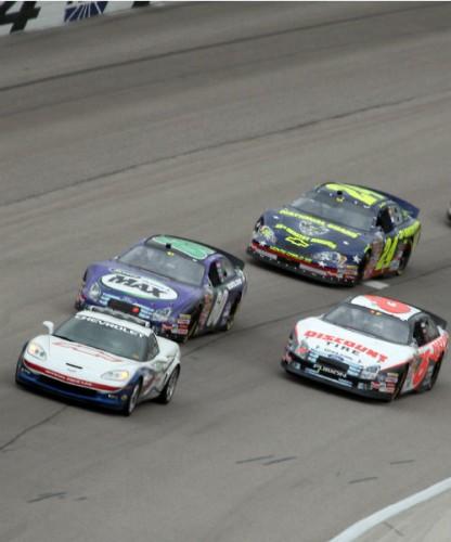 Corridas NASCAR