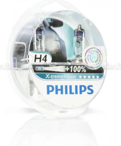 Lâmpada-Xtreme-Vision-H4-Philips