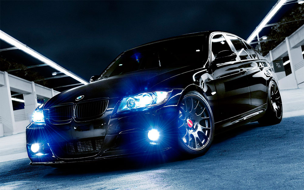 bmw-lights-xenon-wallpapers