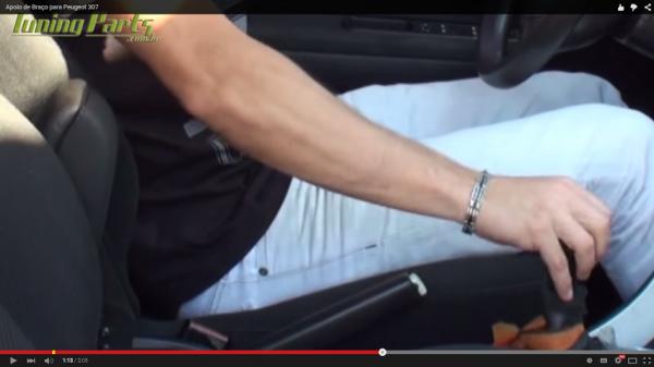 apoio-de-braço-para-Peugeot-307