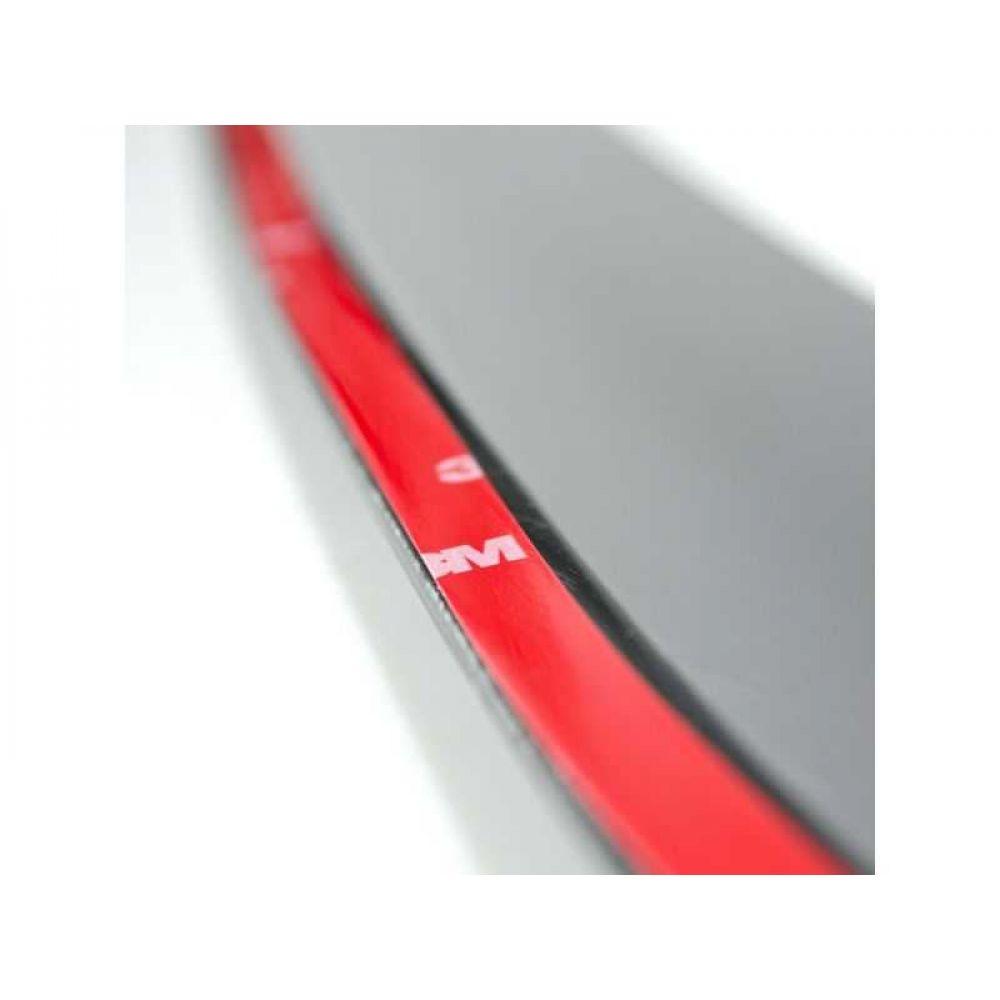 Calha de Chuva para Corsa Joy 4 Portas Hatch / Sedan 02 / 12